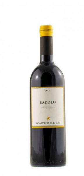9818 2016 Barolo Domenico Clerico Piemont Rotwein