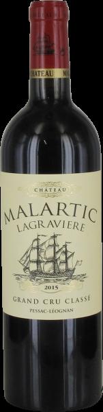 10757 2015 Chateau Malartic Lagraviere Rouge Pessac Leognan