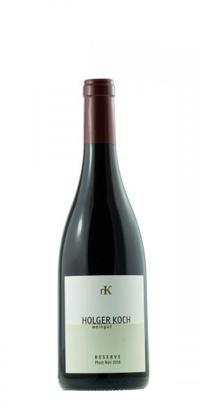 10734 2018 Pinot Noir Reserve Selectionswein Weingut Holger Koch