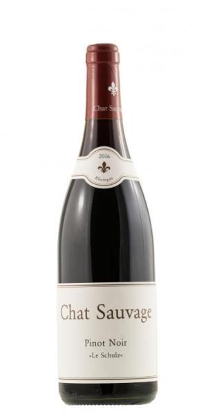 10075 2016 Le Schulz Pinot Noir Chat Sauvage
