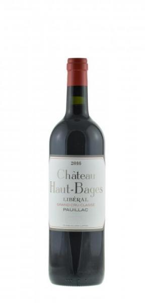 Château Haut Bages Liberal
