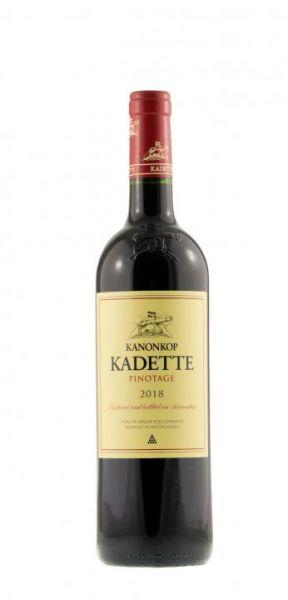 10100 2018 Kanonkop Kadette Pinotage