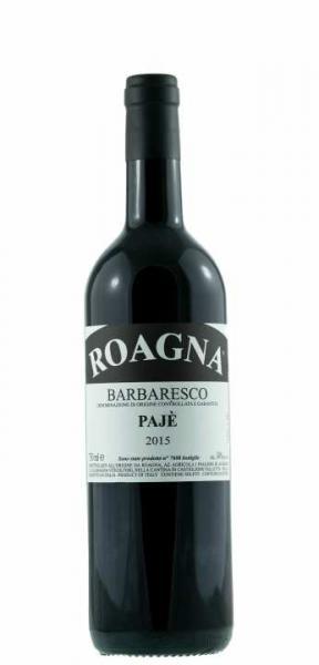 10566 2015 Barbaresco Paje Roagna