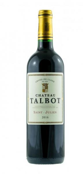 10512 2016 Chateau Talbot St. Julien