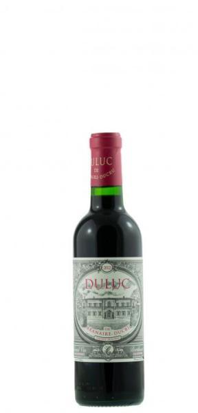 10988-2012-Duluc-du-Branaire-Chateau-Branaire-Ducru-St.Julien-0,375l