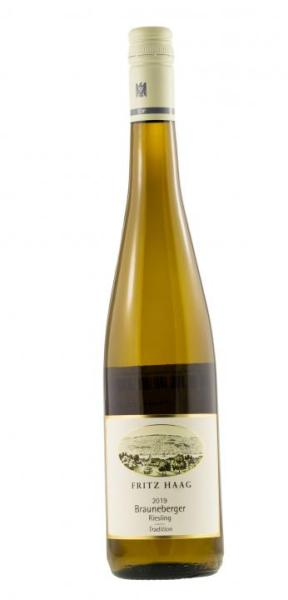 10113 2019 Brauneberger Riesling Tradition Fritz Haag Mosel