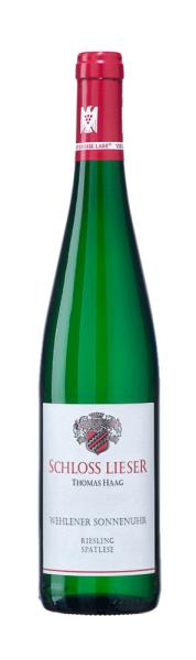 10127 2019 WEHLENER SONNENUHR Riesling Spaetlese Weingut Schloss Lieser