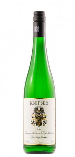 10091 2019 Laumersheimer Kapellenberg Riesling Knipser Weisswein