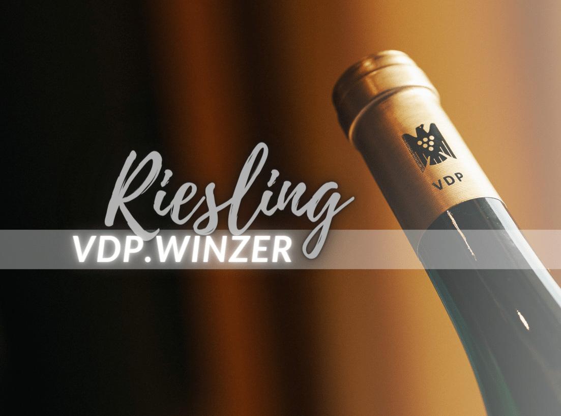 Riesling VDP golde Kapsel