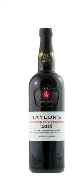 10697 2016 Taylor's Late Bottled Vintage Port