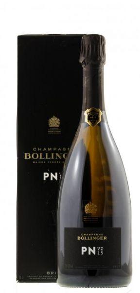 10570 Bollinger PN VZ15 Blanc de Noir GP