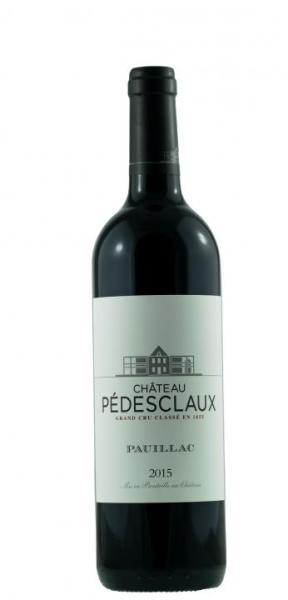 10513 2015 Chateau Pedesclaux Pauillac