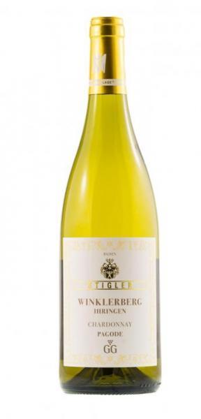 10591 2018 Ihringen Winklerberg Chardonnay GG Pagode Stigler Baden