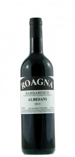 10567 2015 Barbaresco Albesani Roagna