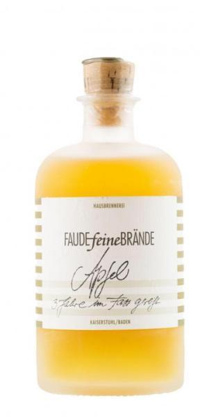 10293 Apfelbrand Holz gereift Faude