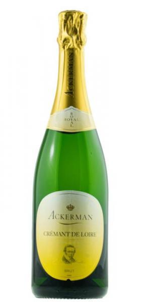 10684 Cuvee Privee Brut AOP Cremant de Loire Ackerman