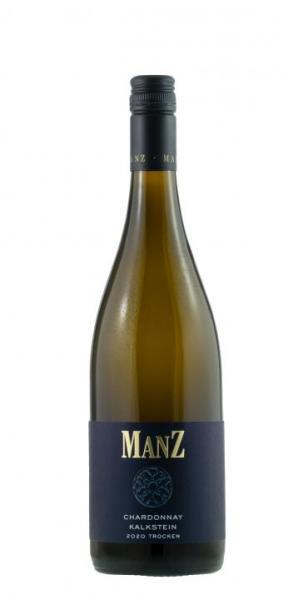 11091 2020 Chardonnay trocken Kalkstein Weingut Manz