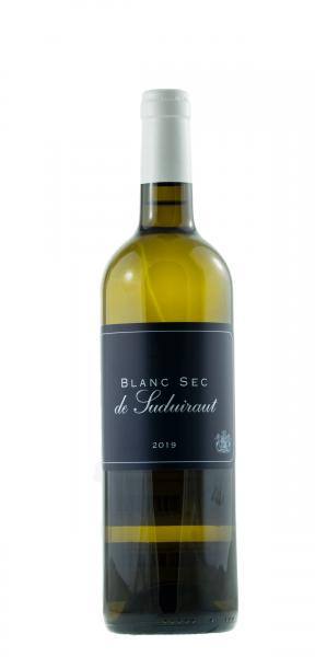 10022 2019 Le Blanc Sec De Suduiraut Bordeaux Blanc