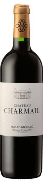 Chateau Charmail in Holzkiste