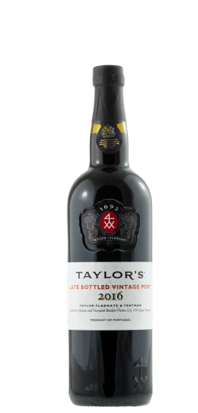 10697 2016 Taylor's Late Bottled Vintage Port