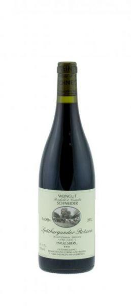 Spätburgunder Qualitätswein *** - Engelsberg -