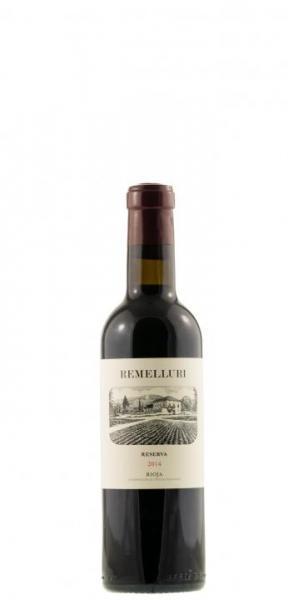 9836 2014 Remelluri Reserva Rioja 0,375 Biowein Rotwein Tempranillo