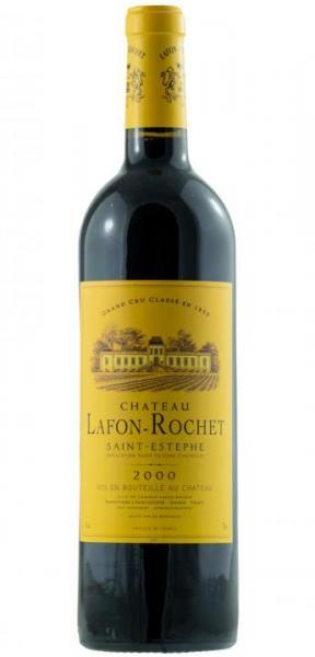 9143 2000 Chateau Lafon-Rochet Saint Estephe