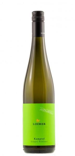 11118 2020 Kamptal Grüner Veltliner Weingut Fred Loimer BIOWEIN