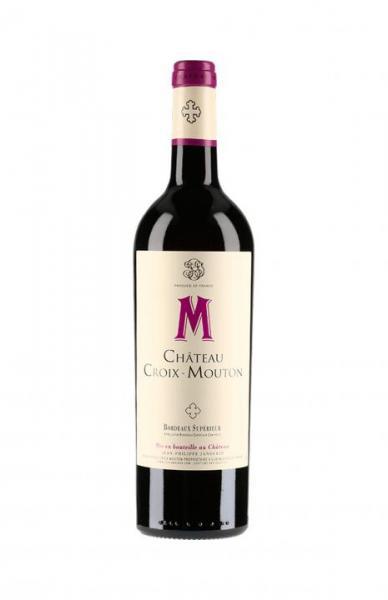 8542 2017 Chateau Croix-Mouton Bordeaux Superieur Rouge Doppelmagnum (3,0l)