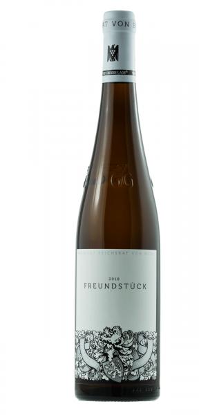 10618 2018 Forster Freundstueck Riesling GG RvB
