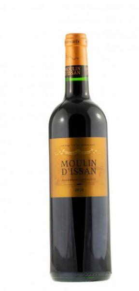 10004 2016 Moulin d'Issan Bordeaux Superieur