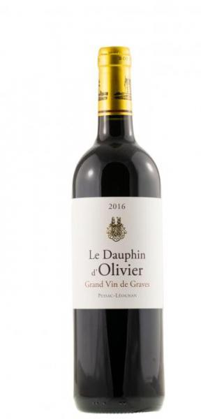 10008 2016 Le Dauphin D'Olivier Bordeaux