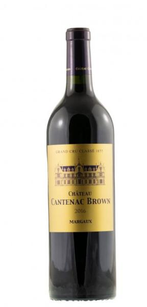 9855 2016 Chateau Cantenac Brown Margaux