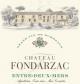 Chateau Fondarzac