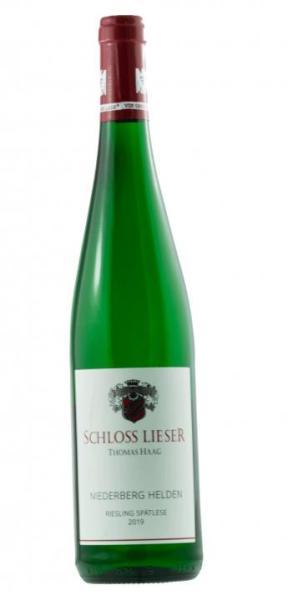 10125 2019 Niederberg Helden Riesling Spaetlese Weingut Schloss Lieser VDP. GROSSE LAGE