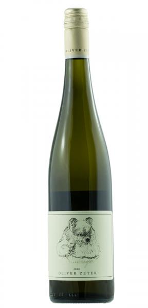 10731 2018 Riesling - Saumagen Kallstadt - Qualitätswein trocken Oliver Zeter