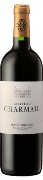 8468 2017 Chateau Charmail Haut Medoc Jeroboam (5,0l) in Holzkiste