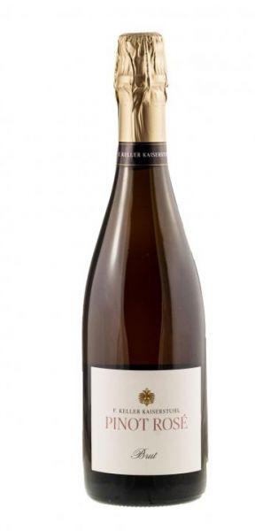 Franz Keller's Pinot Rosé brut
