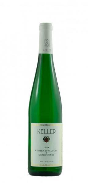 11507_Weissburgunder_Chardonnay_trocken_Keller_Floersheim-Dalsheim_WEISSWEIN
