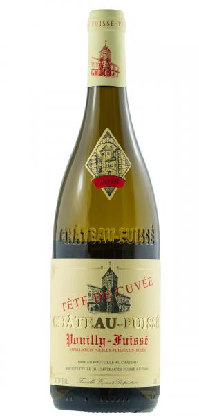 10715 2018 Poilly-Fuisse Tete de Cuvee Chateau de Fuisee