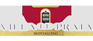 Villa Le Prata; Montalcino (Siena)