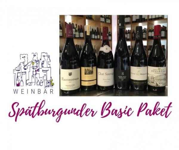 Spaetburgunder Basic Paket
